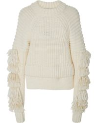 SPENCER VLADIMIR - English Fringe Rib - Lyst