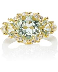 Jamie Wolf - M'o Exclusive Mosaic Hexagon Ring - Lyst
