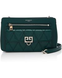 Givenchy - Quilted Leather Shoulder Bag - Lyst