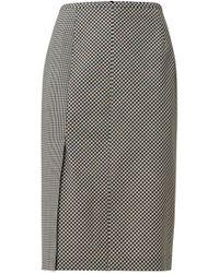 Dorothee Schumacher - Layered Pencil Skirt - Lyst