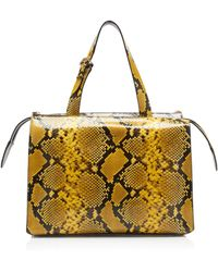 Rochas - Printed Double Big Bag - Lyst