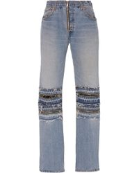 RE/DONE - Motorcycle Jean - Lyst
