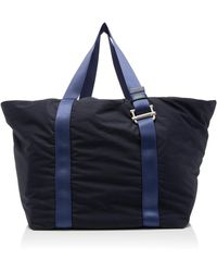Jil Sander - Strapper Shopper Cotton Tote Bag - Lyst