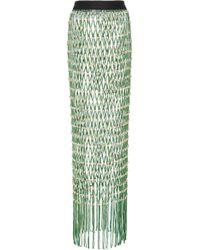 Rachel Comey - Hex Embellished Net Skirt - Lyst