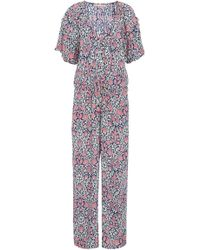 Banjanan - Geri Floral Jumpsuit - Lyst