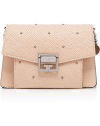 Givenchy - Gv3 Leather Shoulder Bag - Lyst