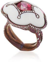 Arunashi - One-of-a-kind Ruby Ring - Lyst