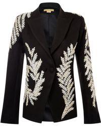 Nadya Shah - Kady Leaf Jacket - Lyst