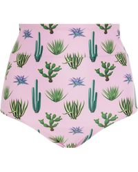 Verde Limon - Valladolid Bikini Bottom - Lyst