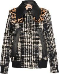 N°21 - Colette Tweed Sport Jacket - Lyst