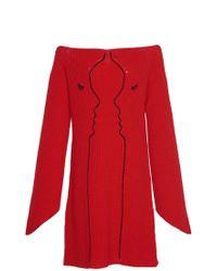 Vivetta - Arthelga Jumper Dress - Lyst