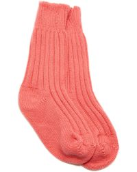 The Elder Statesman - Yosemite Cashmere Socks - Lyst