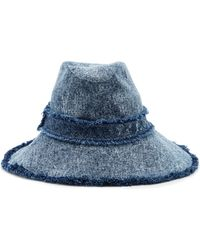 Eugenia Kim - Jordana Hat With Denim Band - Lyst