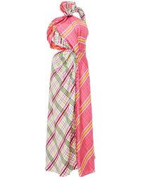 Prabal Gurung - Olan Halter Neck Dress - Lyst