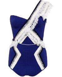 Tabula Rasa - Binu Crochet One Piece Swimsuit - Lyst