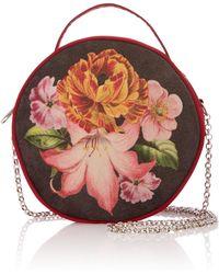 Glorinha Paranagua - Flowers Velvet Lola Bag - Lyst