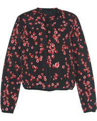 Giambattista Valli - Petal Print Puffer Jacket - Lyst