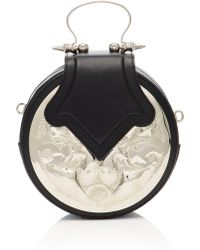 OKHTEIN - Dome Plate Minaudiere - Lyst