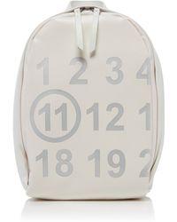 Maison Margiela - Numbers Backpack - Lyst