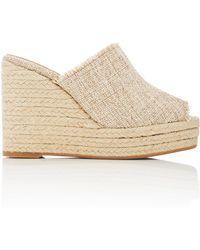 Castaner - Fufu Platform Sandals - Lyst