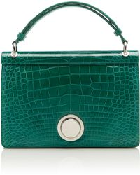 Giambattista Valli - Crocodile Top Handle - Lyst