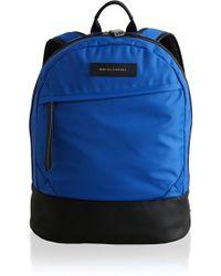 Want Les Essentiels De La Vie - Kastrup Leather-trimmed Shell Backpack - Lyst