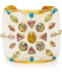 Ashley Pittman - Light Horn Mvutano Cuff - Lyst