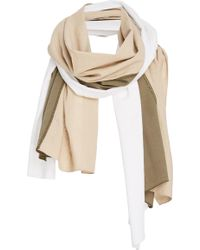 DONNI. - Trio Color-block Scarf - Lyst