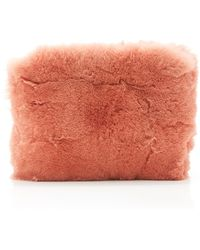 Brother Vellies - Fox Fur Pouch - Lyst