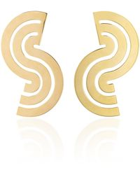 Uncommon Matters - Flume Earrings - Lyst