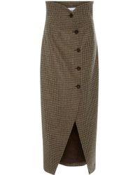 Nanushka - Sari Skirt - Lyst