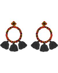 All Things Mochi - Sandra Earrings Multi - Lyst