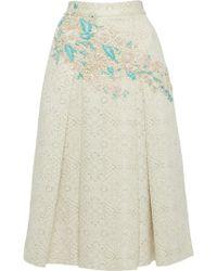 Ezgi Cinar - Earth Child Skirt - Lyst