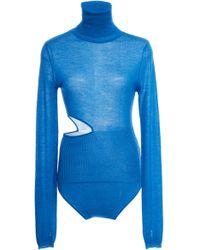 Prabal Gurung - Ama Bodysuit - Lyst
