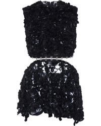 Proenza Schouler - Irish Lace Embroidery Top - Lyst