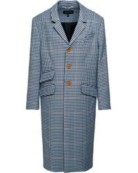 ANOUKI - Wool Blend Structured Coat - Lyst