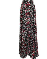 Adam Selman - Long Skirt - Lyst