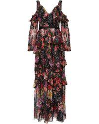 Needle & Thread - Midsummer Shimmer Gown - Lyst
