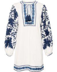 Talitha - Salma Peasant Dress - Lyst