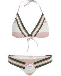 Salinas Garden Bikini Set professionnel En Gros À Prix En Ligne LmJjR8Ew