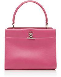 Michino Paris - Honore Pm Bag In Calfskin - Lyst