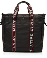 Bally - Wallie Logo Tote Bag - Lyst bed755c8435b4