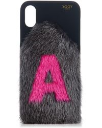 YGGY - 7 & 8 Mink Customize Iphone Case - Lyst