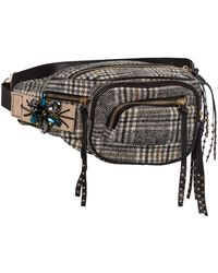 Dorothee Schumacher - Check It Out Tweed Waistbag - Lyst