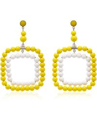 Marni | Earring Spheres In Resin | Lyst