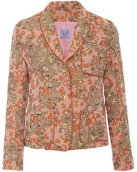 Thierry Colson - Sloane Jacket - Lyst
