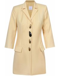Bevza - Close-fitted Mussel Jacket - Lyst