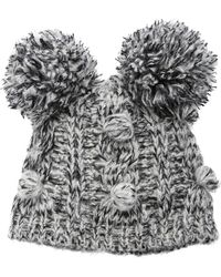 Anna Sui - James Coviello For Pom Pom Hat - Lyst