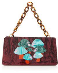 Edie Parker - East-west Acrylic Shoulder Bag - Lyst