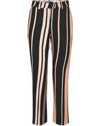 Stine Goya - Brenda Striped Straight Leg Pant - Lyst